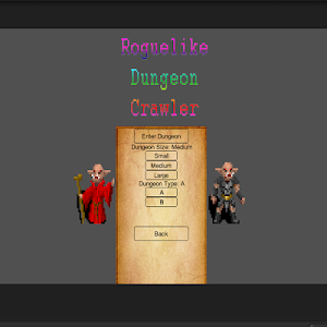 Roguelike RPG - Dungeon Crawl v1.0