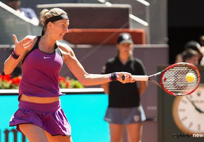 Petra Kvitova en Karolina Pliskova moeten Roland Garros-droom weer jaartje uitstellen