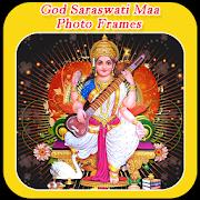 God Saraswati Maa Photo Frames