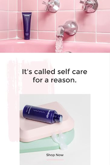 Self Care for a Reason - Pinterest Pin Template
