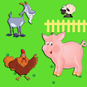 Learn German ABC And Animals icon