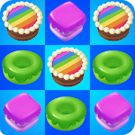 Cake Match Madness Icon