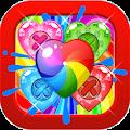 Candy Quest Match 3 Puzzle