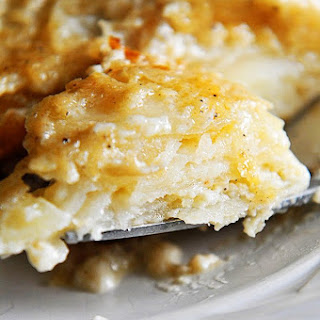 Scalloped Potatoes Without Milk Recipes.