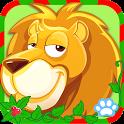 Kids Puzzle: Animal icon
