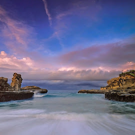 Klayar Beach, Pacitan, East Java by Hery Sulistianto - Landscapes Beaches (  )