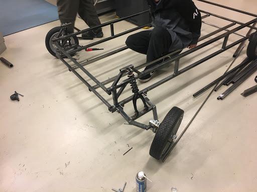 Building a Rovio Angry Birds Soapbox Car – Mechanical Engineer Me