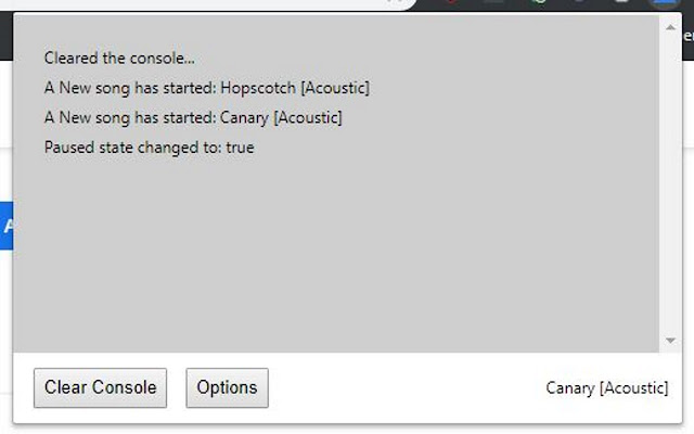 Play Music State API