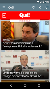 Spanish Newspapers- screenshot thumbnail