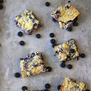 Blueberry Bars.