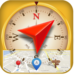 Compass for Google Map 3 42 Apk, Free Tools Application