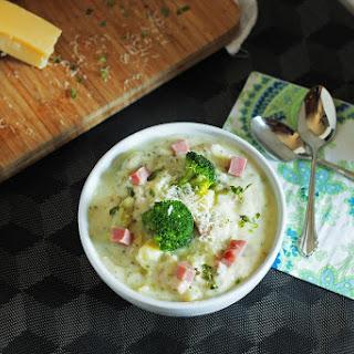 Ham Broccoli Chowder Recipes