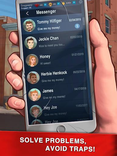 Hit The Bank: Life Simulator  screenshots 3