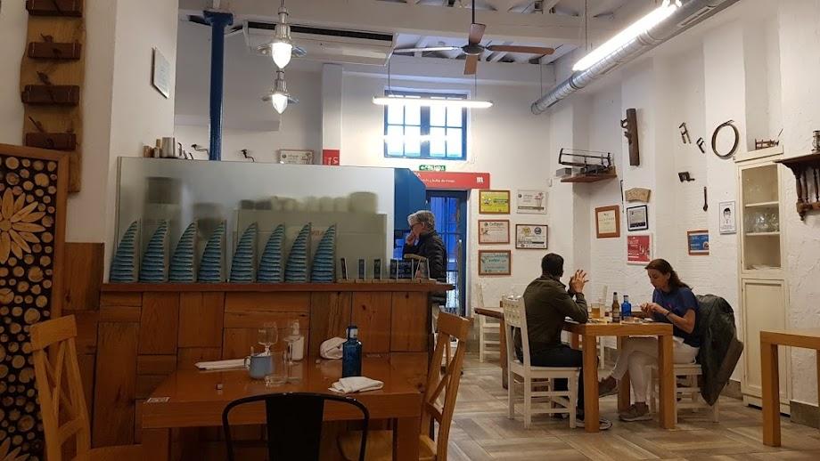 Foto La Carpinteria gastrobar restaurante 11