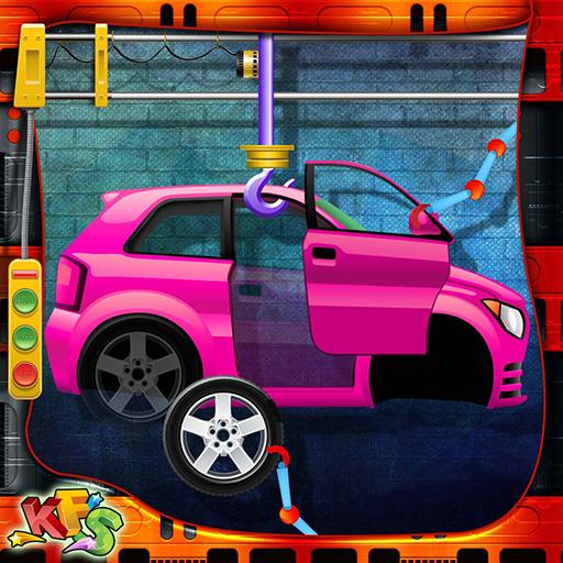 Car Factory & Maker Simulator (game)