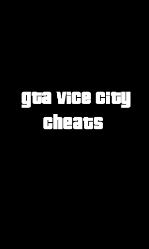 Cheats Gta Vice City Free