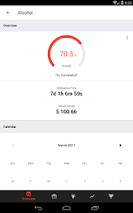 Sobriety Counter – Bad Habits Screenshot