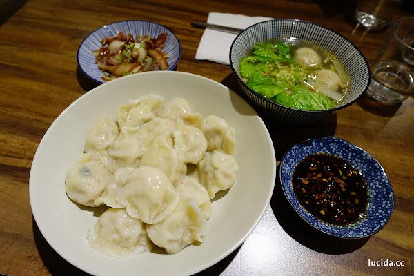 BON Meingerda & Dumpling 不是珈琲店而是麵疙瘩、水餃專賣店