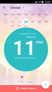 Download Flo Period & Ovulation Tracker For PC Windows and Mac apk screenshot 6