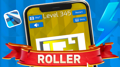 Roller Splash : Splast ball through the labyrinth - screenshot