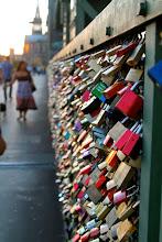 Photo: Love Locks by: Lindsay Pond - USA