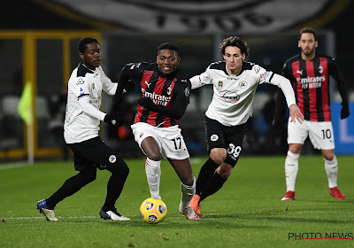 Serie A : Saelemaekers et l'AC Milan font un cadeau à Romelu Lukaku