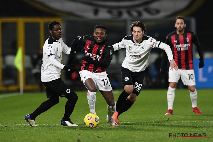 🎥 Serie A : Saelemaekers et l'AC Milan font un cadeau à Romelu Lukaku