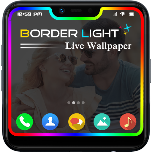 Borderlight Live Wallpaper : Edge Lighting - Apps on Google Play