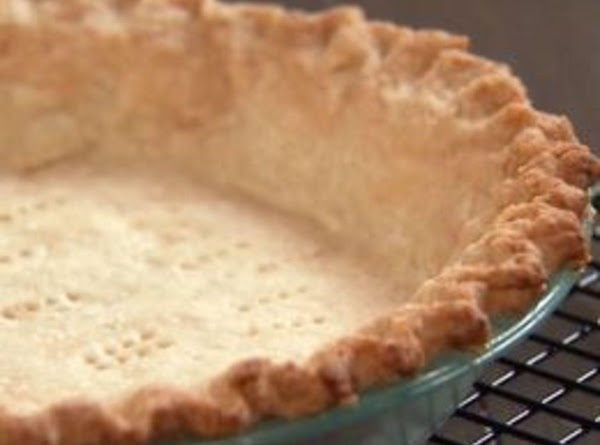 Alma's Pie Crust Recipe