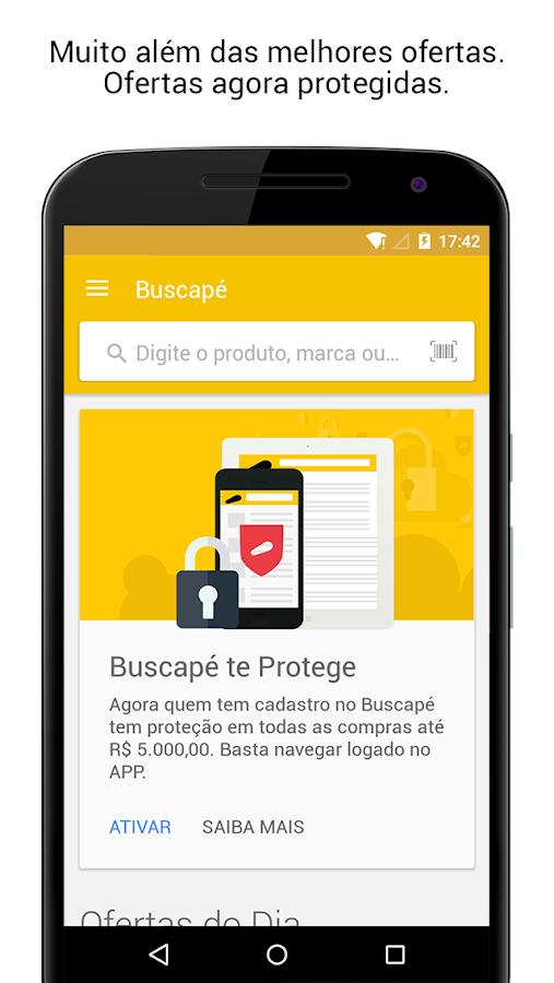 Buscapé Mobile - Imagem 1 do software