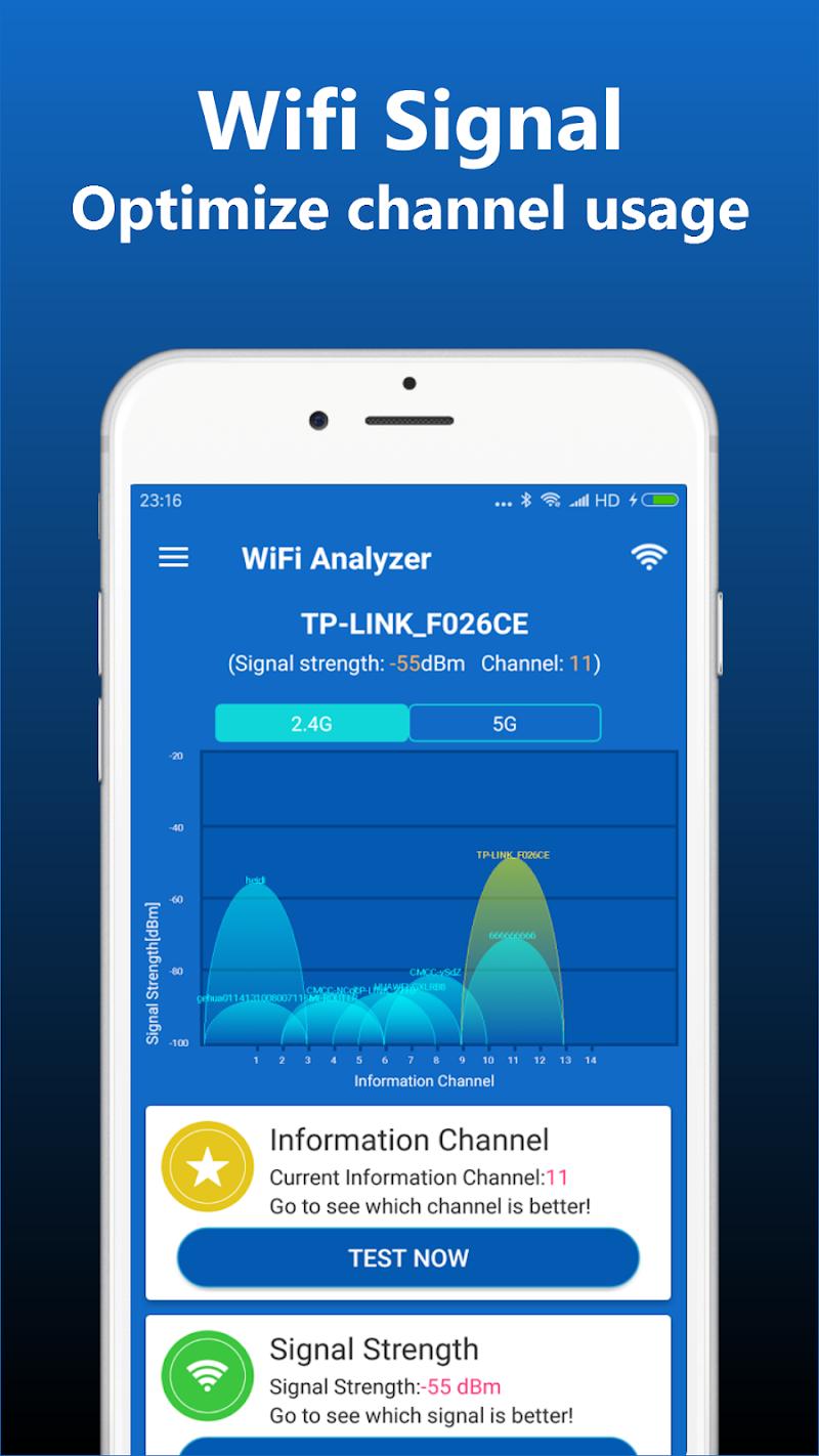 WiFi Analyzer - Network Analyzer APK Cracked Free Download   Cracked