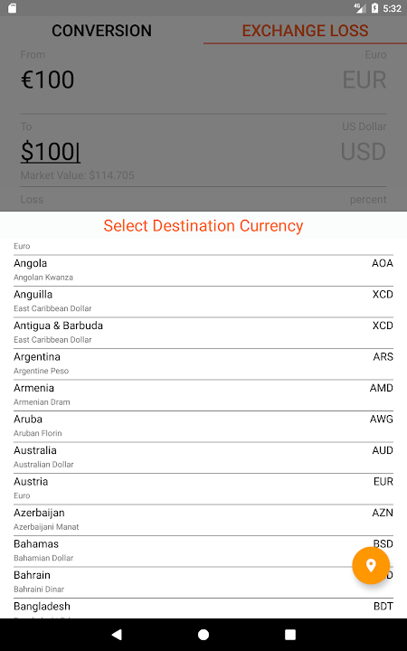 Currency Converter For Travelers