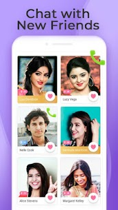 Sweet Chat -Free Chat Online,Chatting app,Meet me Apk Download 3