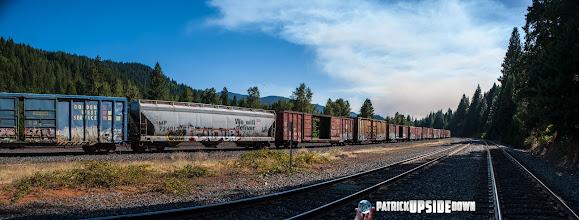 Photo: Dunsmuir Train Side Profile