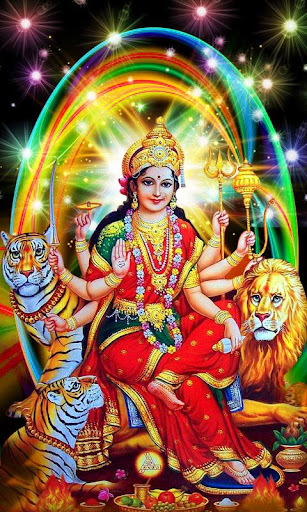 Durga Maa Live Wallpaper