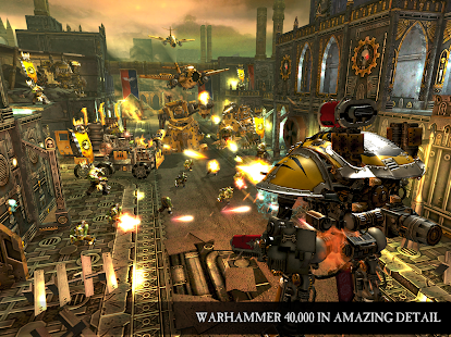 Warhammer 40,000: Freeblade- screenshot thumbnail