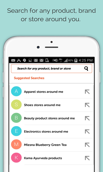 Personal Shopping Assistants- screenshot