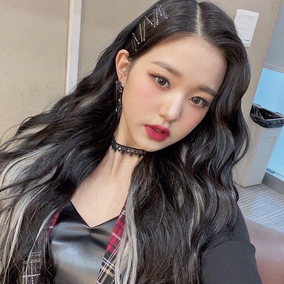 wonyoung hair 45