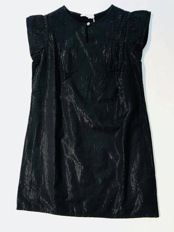 Alizée Dress Black