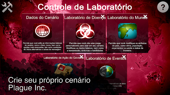 Plague Inc: Criador de Cenário 1.2.1 Mod Apk Download 2