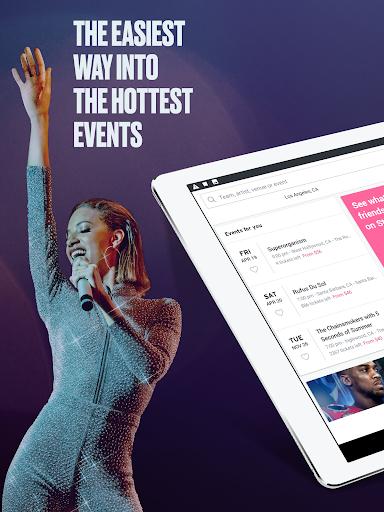 StubHub - Live Event Tickets screenshot 14