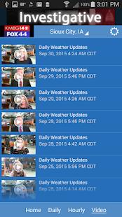 Siouxland Weather- screenshot thumbnail