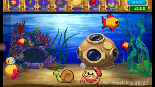 Fish Aquarium painmod.com screenshots 2