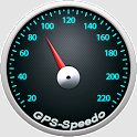 GPS-Speedo icon