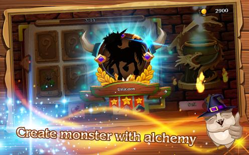 Monster Alchemy - náhled