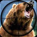 Bear Hunting : Sniper 3d icon