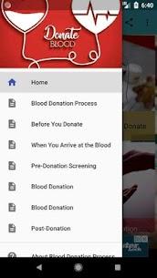 Blood Donation Process 1