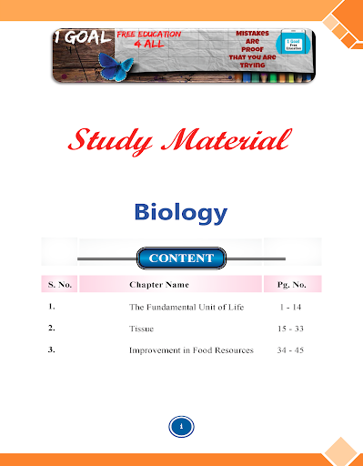 Download Bio Class 9 on PC & Mac with AppKiwi APK Downloader
