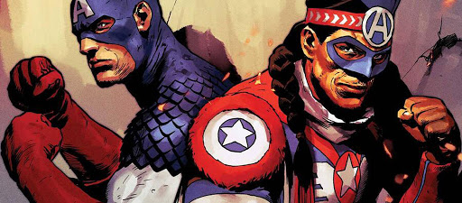 Marvel Comics Has Unveiled The First Native American Captain America