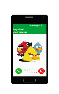 FAKE CALL - from bird - náhled